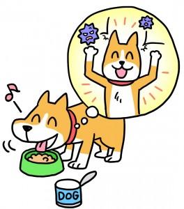 犬 食欲増進