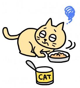 猫 食欲減退